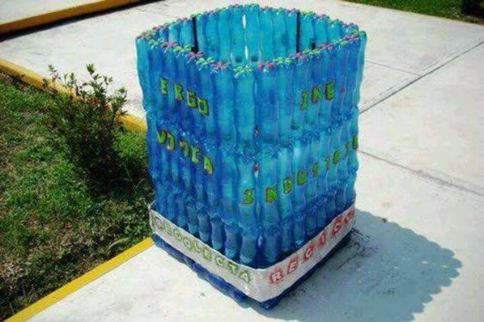 DIY Creative Ideas of How To Recycle Old Bottles (48)