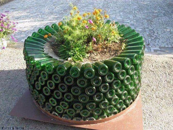 DIY Creative Ideas of How To Recycle Old Bottles (59)