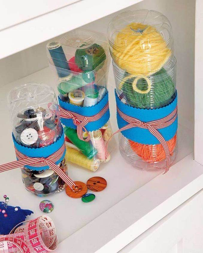 DIY Creative Ideas of How To Recycle Old Bottles (67)