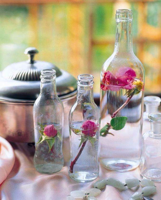 DIY Creative Ideas of How To Recycle Old Bottles (71)
