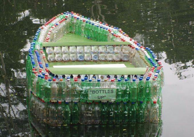 DIY Creative Ideas of How To Recycle Old Bottles (73)