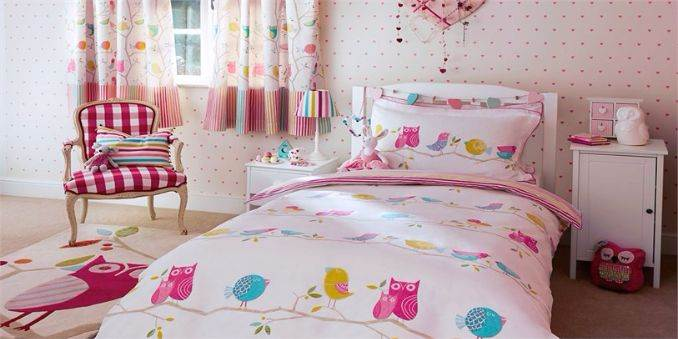 Kids Bedding and Curtains Landing Page 01
