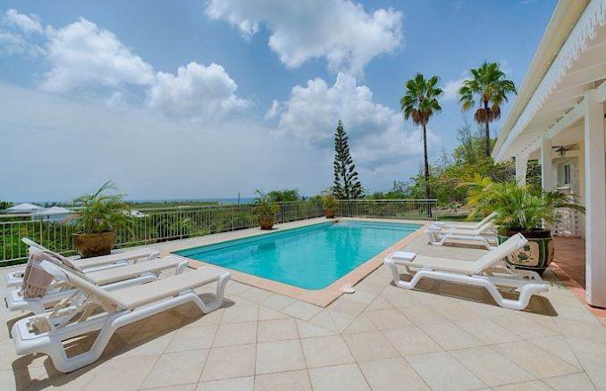 Madras - Impressive Contemporary Villa in St. Maarten (1)