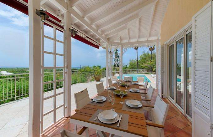 Madras - Impressive Contemporary Villa in St. Maarten (20)