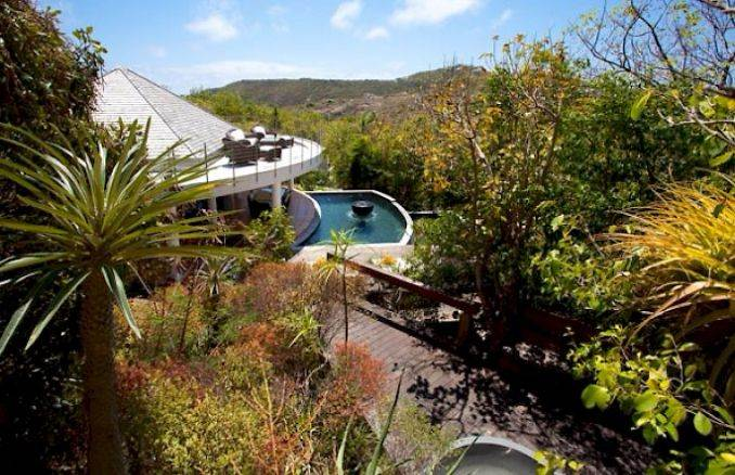 ANANDA A Holiday Ocean Villa in St. Jean Island Overlooking the Caribbean (16)