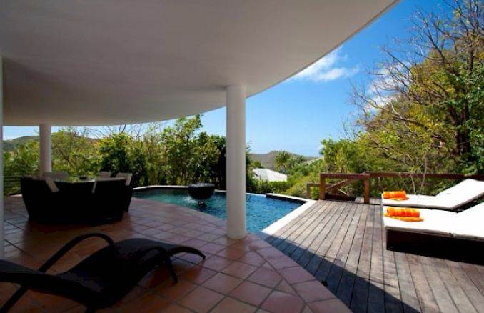 ANANDA A Holiday Ocean Villa in St. Jean Island Overlooking the Caribbean (2)