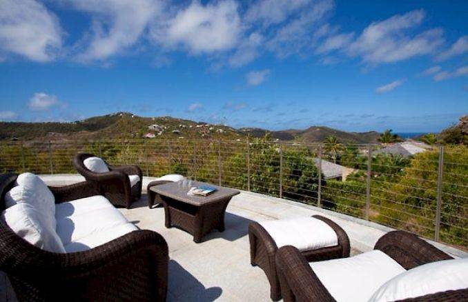 ANANDA A Holiday Ocean Villa in St. Jean Island Overlooking the Caribbean (26)