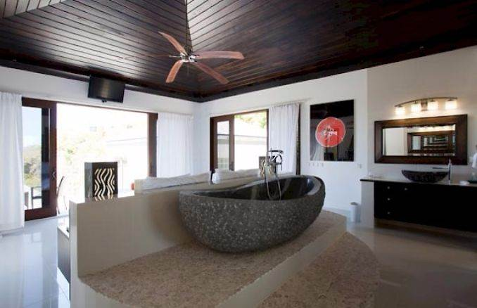 ANANDA A Holiday Ocean Villa in St. Jean Island Overlooking the Caribbean (36)