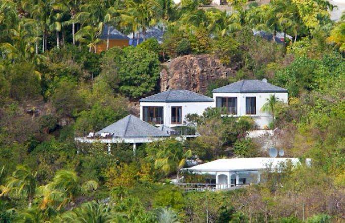 ANANDA A Holiday Ocean Villa in St. Jean Island Overlooking the Caribbean (6)