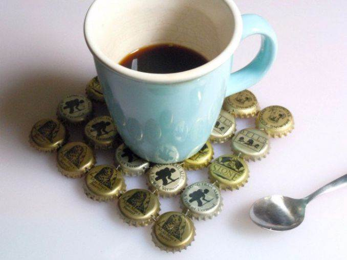 Creative Bottle Cap Craft Ideas (DIY Recycle Projects) (10)