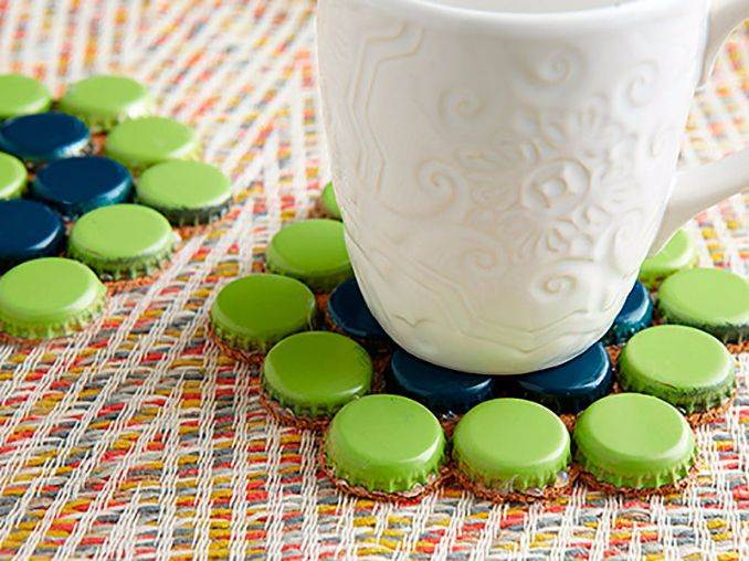 Creative Bottle Cap Craft Ideas (DIY Recycle Projects) (121)