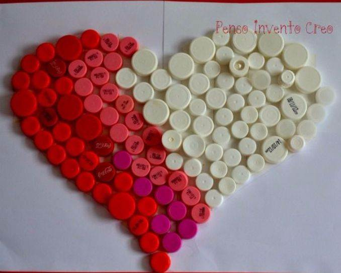 Creative Bottle Cap Craft Ideas (DIY Recycle Projects) (16)