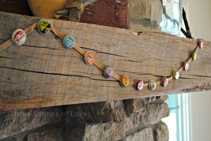Creative Bottle Cap Craft Ideas (DIY Recycle Projects) (2)
