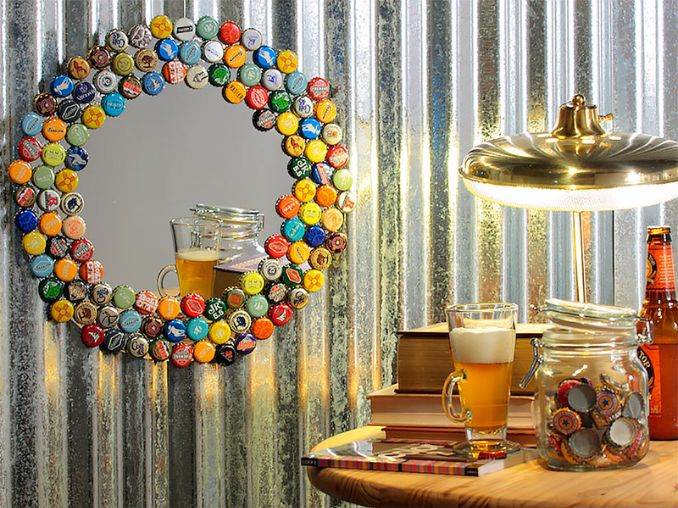 Creative Bottle Cap Craft Ideas (DIY Recycle Projects) (3)