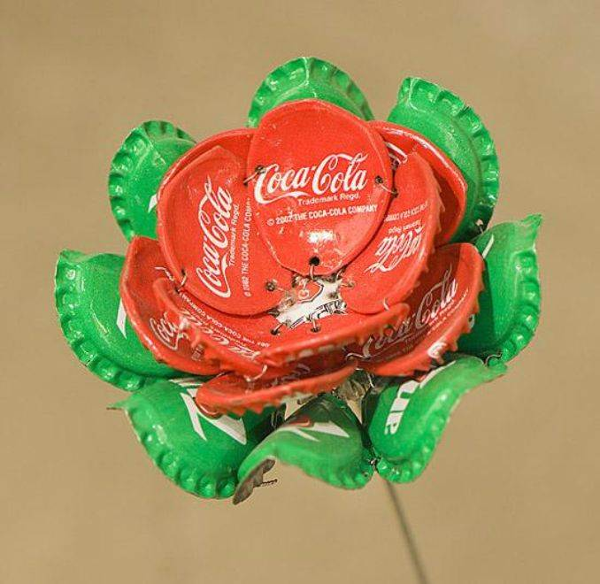 Creative Bottle Cap Craft Ideas (DIY Recycle Projects) (5)