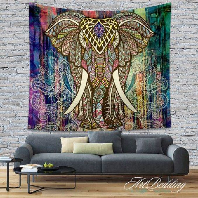 How to Turn a Rug Into a Wall Art Tapestry (1)