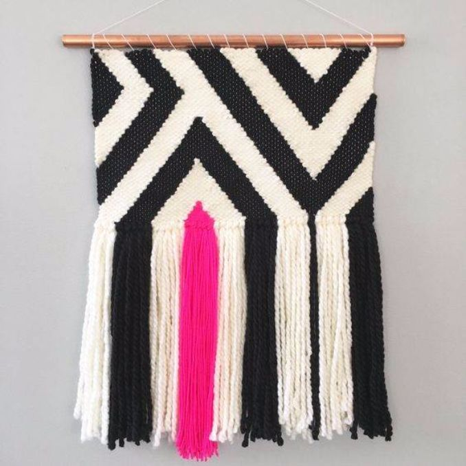 How to Turn a Rug Into a Wall Art Tapestry (6)
