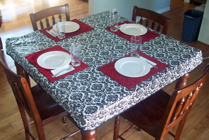Tablecloth Projects To Sew