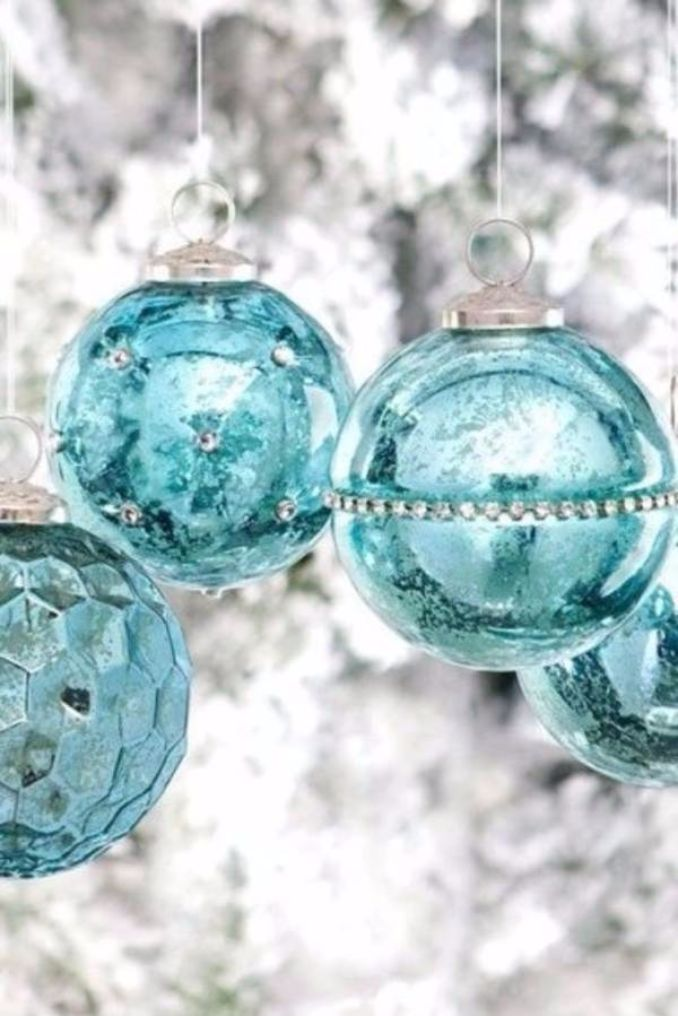 40 Fresh Blue Christmas Decorating Ideas Family Holiday Net Guide To Family Holidays On The Internet