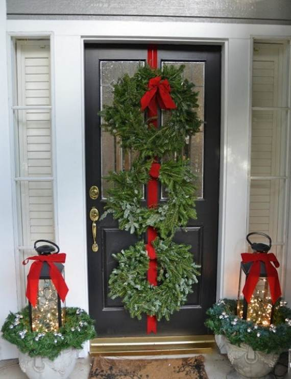cool-diy-decorating-ideas-for-christmas-front-porch_35