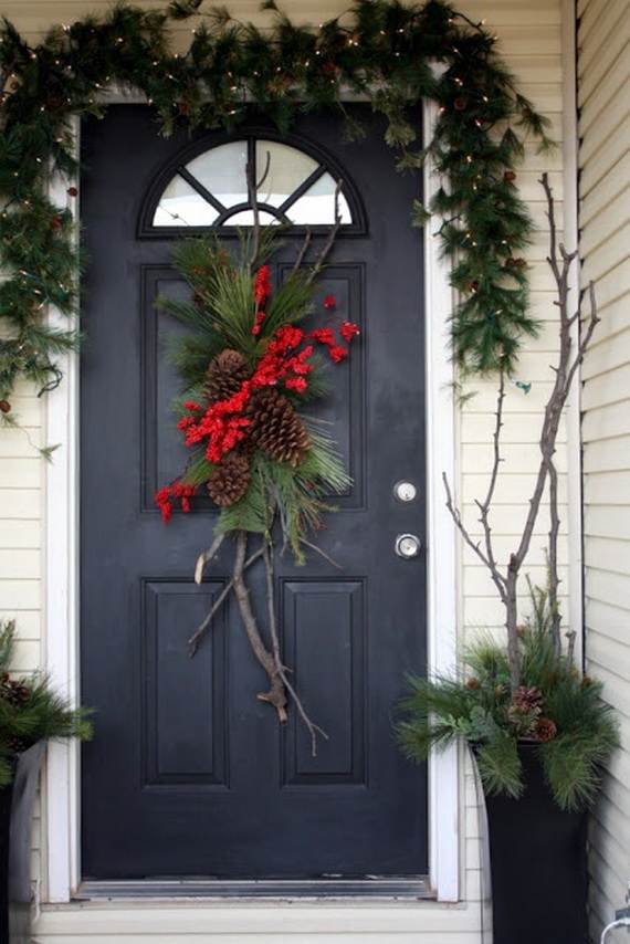 cool-diy-decorating-ideas-for-christmas-front-porch_36