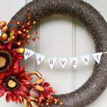 Beautiful Cool Fall & Thanksgiving Wreath Ideas to Make!