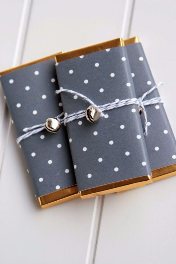 Chocolate gift-wrapped  (2)