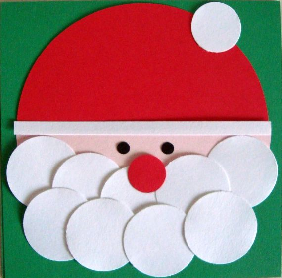 Diy Christmas Cards Quick And Easy To Make Family Holiday Net Guide To Family Holidays On The Internet