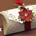 Christmas Gift Ideas Using A Single Mold- ‎PILLOW BOXES