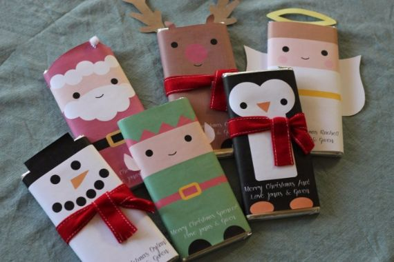 Christmas gift wrapping ideas (2)