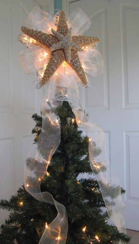 Creative star CHRISTMAS TREE TOPPERS 