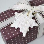 Easy CHRISTMAS SALT DOUGH  For Christmas Decorations 