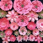 EASY VALENTINE CRAFTS: DIY FLOWERS