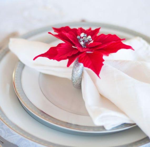 Homemade Christmas Napkin Ring ideas - family holiday.net ...