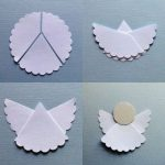 How to Make Paper Craft Ideas with PAPER CIRCLES for Children ‎