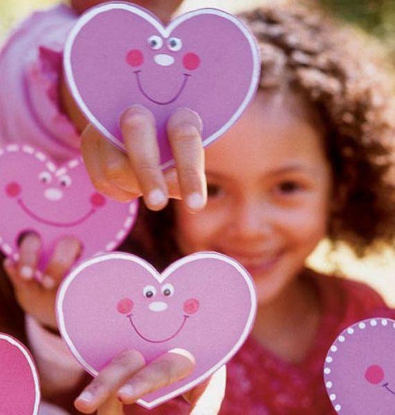 Kids Valentine Day Craft ideas (1)
