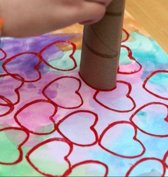 Kids Valentine Day Craft ideas (3)