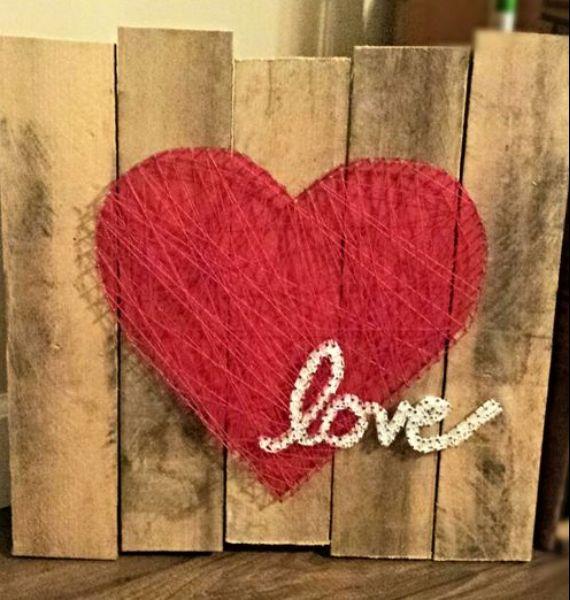 Kids Valentine Day Craft ideas (5)