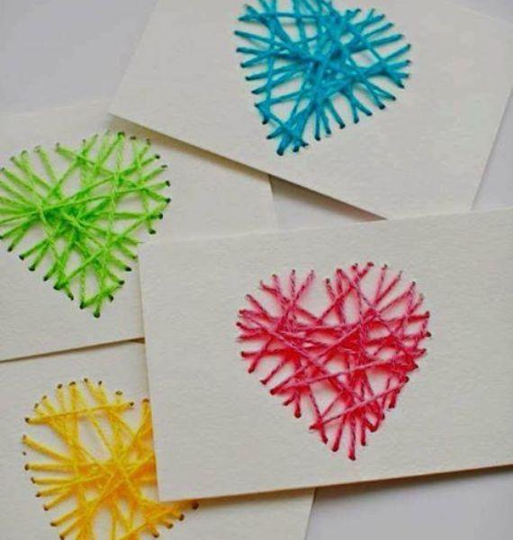 Kids Valentine Day Crafts