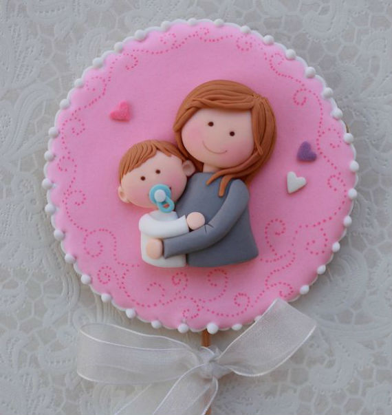 Cute MOTHERS DAY CUPCAKE