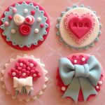 8 Cute MOTHERS DAY CUPCAKE – Ideas for Mother's Day Cupcakes