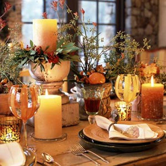 60 Beautiful Fall Table Setting Ideas For Special Occasions And Not Only Family Holiday Net Guide To Family Holidays On The Internet