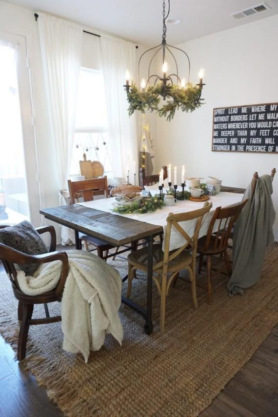 A Little More Festive Scandinavian Christmas Decor Part 2