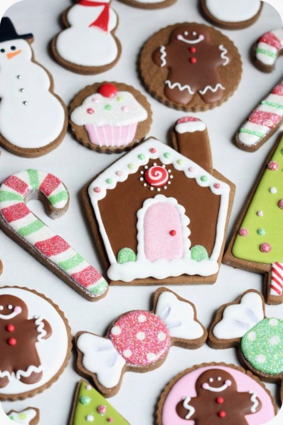 Christmas Cookies Decorating Ideas tour Of Christmas Cookies – the Sweet Adventures Of Sugar
