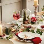 Inspiring Christmas Table Decoration Ideas