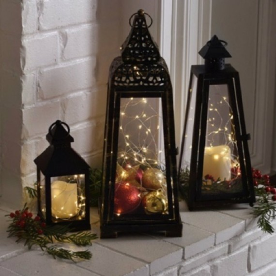 Romantic LED Lantern