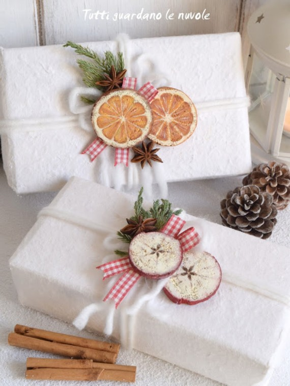 Wrappers With A Touch Of Citrus -1-