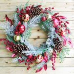 Unique Christmas Wreath Designs