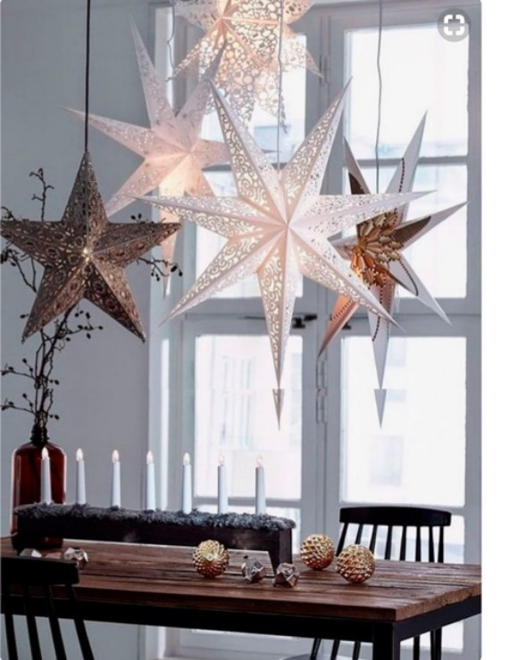 Christmas Star Decorations
