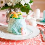 DIY Easter Decorations – DIY Paper and Fabric Napkin Folding Ideas